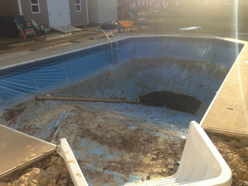 Bw pools pool liner replacement virginia beach - How long after pool shock before swim ...